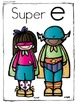 Silent E, Sneaky E, Long Vowel Printables and Activities