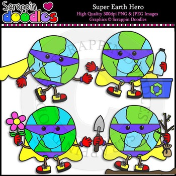 Super Earth Hero