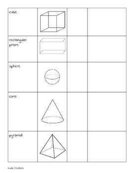 Super Easy Geometry Hunt
