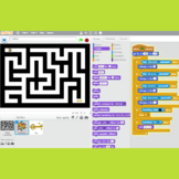 Super Easy Maze Game with Scratch