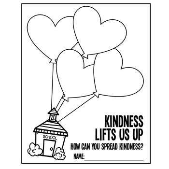 Super Easy Valentine's Day Kindness Activity!