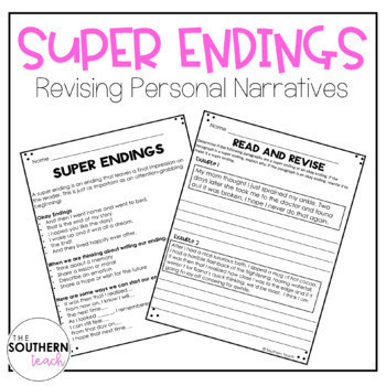 Super Endings