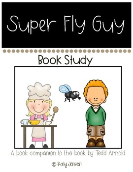 Super Fly Guy Book Companion