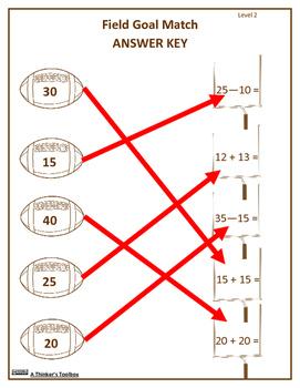 Super Football Math