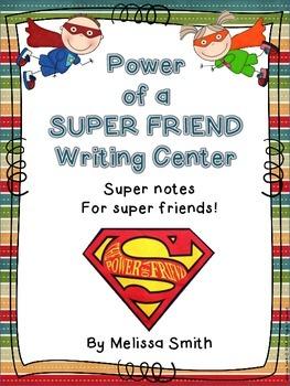 Super Friend Writing Center