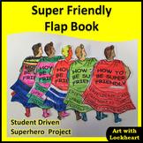 Super Friendly Flap Book Craftivity