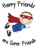 Super Friends Printable Book & Posters