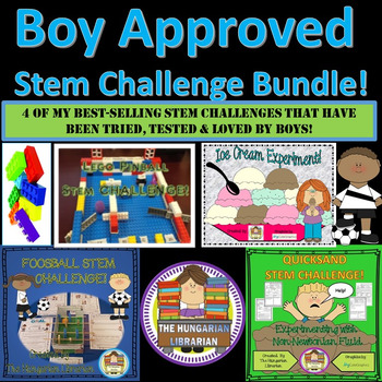 Boy Approved STEM Challenge Bundle! Lego Pinball and more...