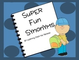 Super Fun Synonyms
