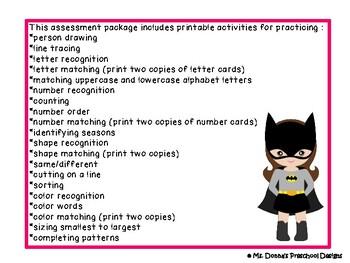 Super GIRL Assessment Centers