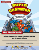 Super Grammar: Distance Learning Pack! FREE