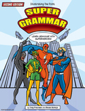 Super Grammar: Learn Grammar with Superheroes!