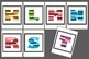 Super Graphic Alphabetical Vocabulary Flyers