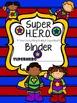 Super H.E.R.O Binder Cover