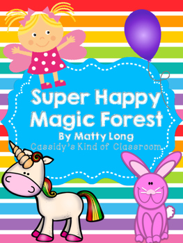 Super Happy Magic Forest Book Activities