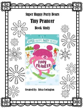 Super Happy Party Bears  Tiny Dancer Book Study