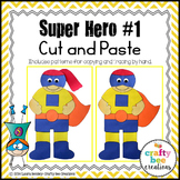 Super Hero Craft 1