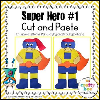 Super Hero Craft 1