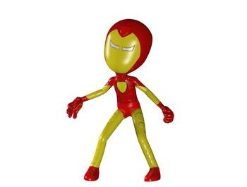Super Hero 1 of 4!