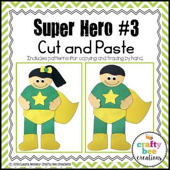 Super Hero Craft 3
