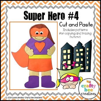 Super Hero Craft 4