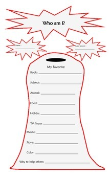 "Super Hero ""All About Me"" Favorites Cape (Gray)"