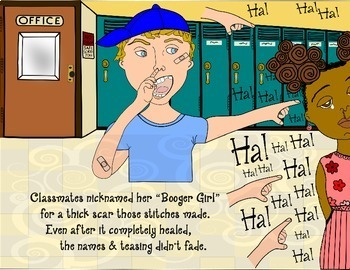 Super Hero Anti-Bullying Book