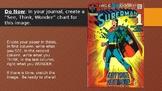 Super Hero Art Project
