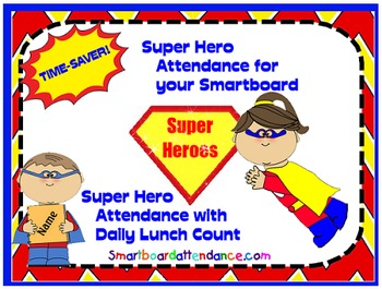 Super Hero Attendance