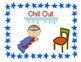 Superhero Behavior Management Clip Chart