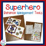 Superhero: Behavior Management Tools Freebie