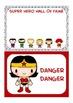 Super Hero Behavior Program