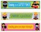 Super Hero Bookmarks, Shelf Markers or Desk Name Plates
