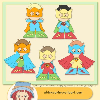 Super Hero - Boy