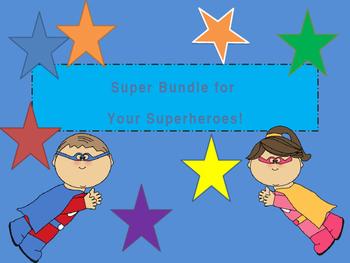 Super Hero Bundle