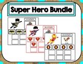 5 Super Hero Token Board Bundle - 10 Tokens