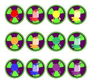 Super Hero Bundle for Autism
