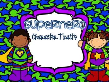 Super Hero Character Traits
