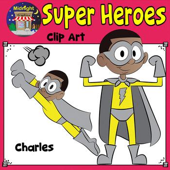 Super Hero - Charles