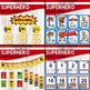 Super Hero Classroom Decor Mega Bundle