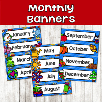 Super Hero Classroom Decor {Calendar Kit}