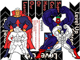Super Hero - Classroom Hero - Level Up