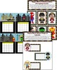 Super Hero Classroom Management and Decor Set