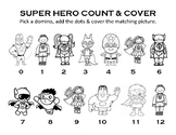 Super Hero Count & Cover