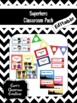 Super Hero Classroom Decor Pack {EDITABLE}