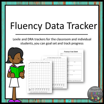 Super Hero Fluency Data Trackers
