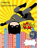 Super Hero & Friends Cover Binder