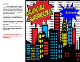 Super Hero Graduation Program