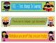 Super Hero Growth Mindset Bookmarks, Shelf Markers or Desk Name Plates -EDITABLE