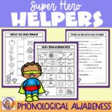 Last Sounds: Super Hero Helper Program